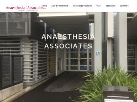 anaesthesia.co.nz
