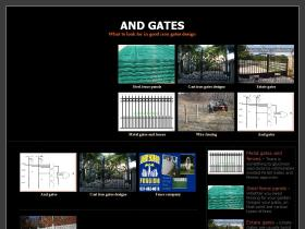 and-gates.irongatesdesigns.com