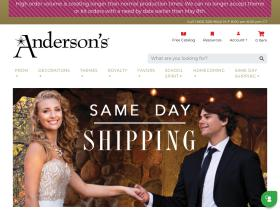 andersonsparty.com
