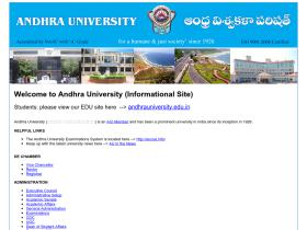 andhrauniversity.info