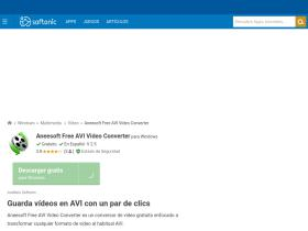 aneesoft-free-avi-video-converter.softonic.com