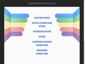 angelicinteriors.co.uk