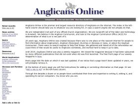 anglicansonline.org