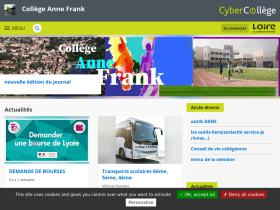 anne-frank.cybercolleges42.fr