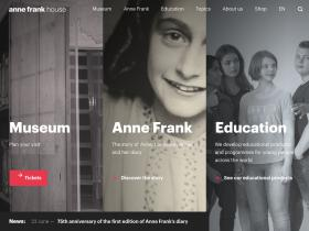 annefrank.org