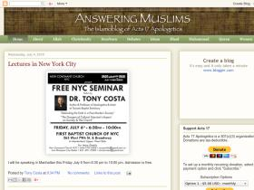 answeringmuslims.com