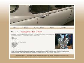 antiguedadesmaera.com