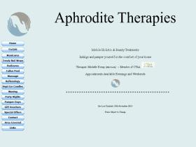 aphroditetherapies.co.uk
