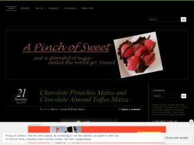 apinchofsweet.wordpress.com