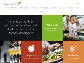 applemetrorestaurants.com