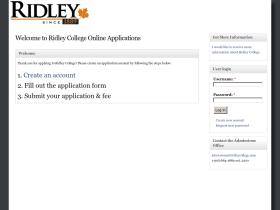 apply.ridleycollege.com