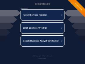 apps.socialyzer.de