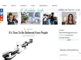 aproverbswife.com