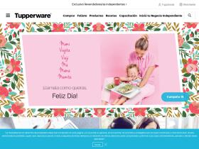 ar.tupperware.com