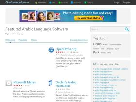 arabic-language.software.informer.com
