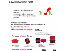 aramintashop.com