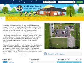 archbishopruncie.firstschool.org.uk