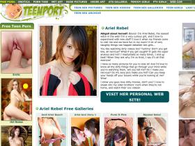ariel-rebel.teenport.com