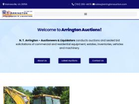 arringtonauction.com