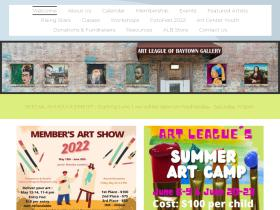 art-league-of-baytown.org