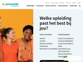 arteveldehs.be