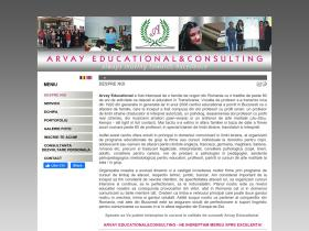 arvayeducational.eu