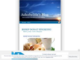 ashofwilda.wordpress.com