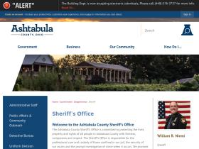 ashtabulacountysheriff.org