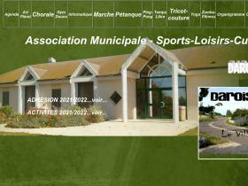 associationmunicipaledarois.fr