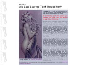 sites like asstr.org