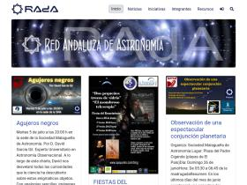 astroandalucia.org