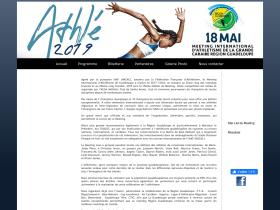 athleregionguadeloupe.fr