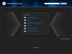 atomictorrents.net