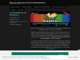 audicionesdrive.wordpress.com