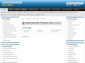 audio-recorder-titanium-2011.sharewarejunction.com