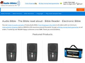 audiobible.com