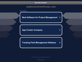 audioconverterformac.com