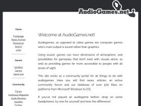 audiogames.net