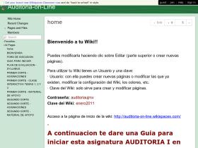 auditoria-on-line.wikispaces.com