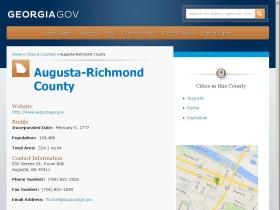 augusta-richmondcounty.georgia.gov