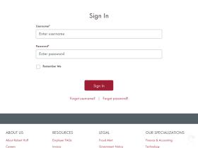 authorize.roberthalftechnology.com