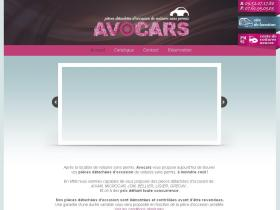 avocars-pieces-detachees.fr