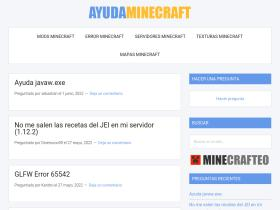 ayudaminecraft.com