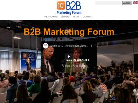 b2bmarketingforum.nl