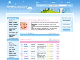 babynamescountry.com