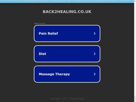 back2healing.co.uk