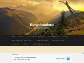 bacsyphauthuatsurgeon.wordpress.com