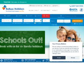 balkanholidays.co.uk