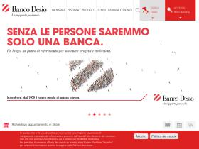 bancodesiolazio.it