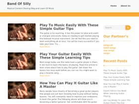 bandofsilly.info